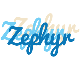 Zephyr breeze logo