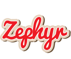 Zephyr chocolate logo