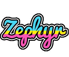 Zephyr circus logo