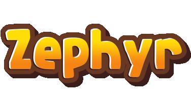 Zephyr cookies logo