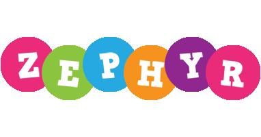 Zephyr friends logo