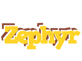 Zephyr hotcup logo