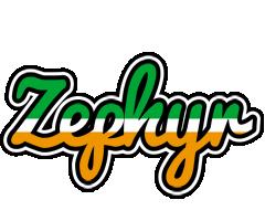 Zephyr ireland logo