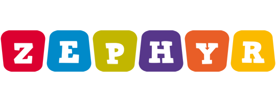 Zephyr kiddo logo