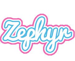 Zephyr outdoors logo