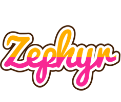Zephyr smoothie logo