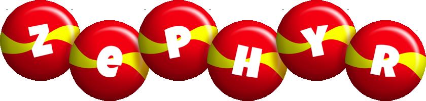Zephyr spain logo