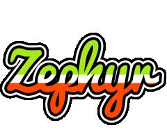 Zephyr superfun logo