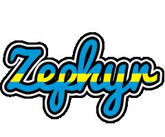 Zephyr sweden logo