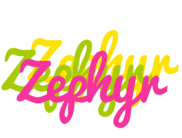 Zephyr sweets logo