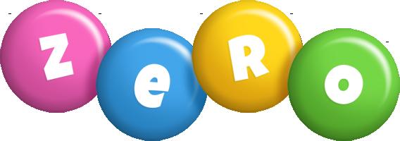 Zero candy logo