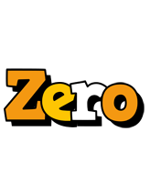 Zero cartoon logo