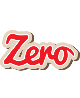 Zero chocolate logo
