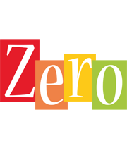 Zero colors logo