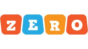 Zero comics logo