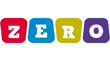 Zero daycare logo