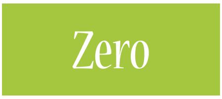 Zero family logo