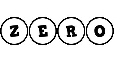 Zero handy logo