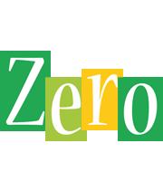 Zero lemonade logo