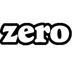 Zero panda logo