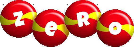Zero spain logo