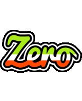 Zero superfun logo