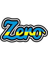 Zero sweden logo