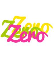 Zero sweets logo