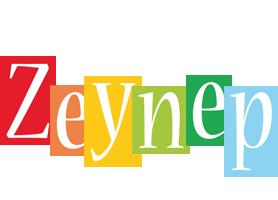 Zeynep colors logo
