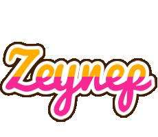 Zeynep smoothie logo