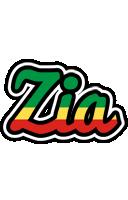 Zia african logo