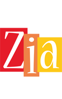 Zia colors logo