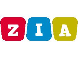 Zia daycare logo