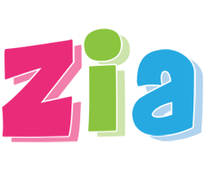 Zia friday logo