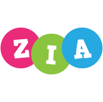 Zia friends logo