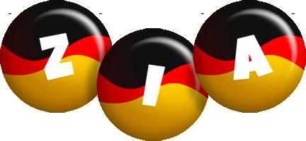Zia german logo