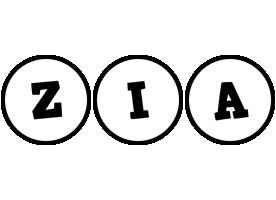 Zia handy logo