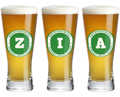 Zia lager logo