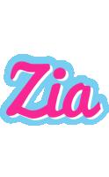 Zia popstar logo