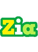 Zia soccer logo