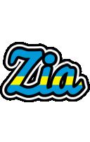 Zia sweden logo