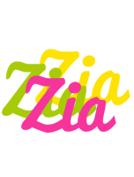 Zia sweets logo