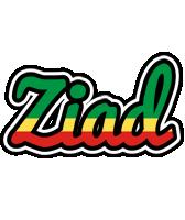 Ziad african logo