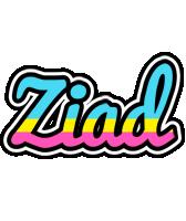 Ziad circus logo