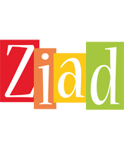 Ziad colors logo
