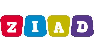 Ziad daycare logo
