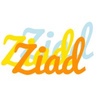 Ziad energy logo