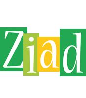 Ziad lemonade logo