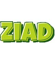 Ziad summer logo