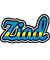 Ziad sweden logo